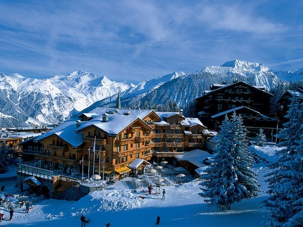 Куршевель (Courchevel)