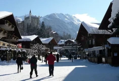 Гштаад (Gstaad)